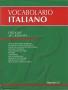 VOCABOLARIO ITALIANO